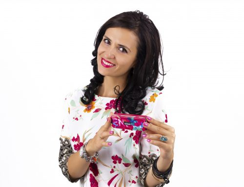 Violetta Tudorache – Camaleon Cosmetics în România