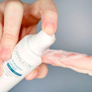 curatare fata - oxygen pro